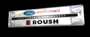 Ford and Roush Equals Success