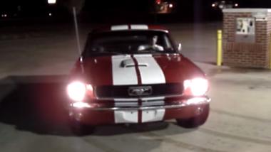 Mustang Red Clone